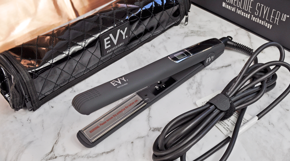 Evy Professional Iq Oneglide Styler Review Her Quarters